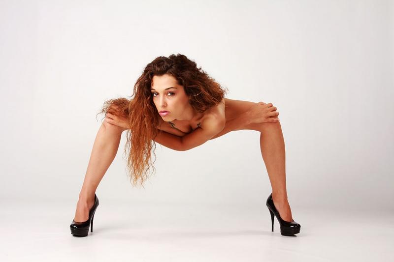Female model photo shoot of NativeLady04