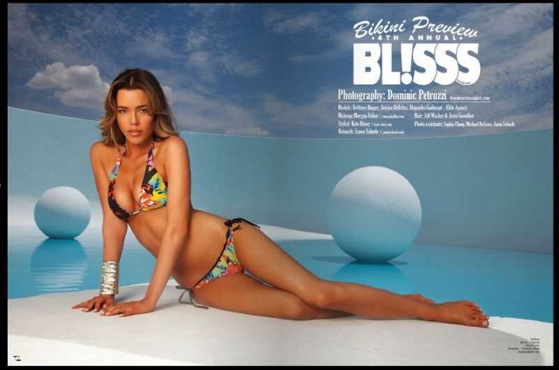 Aug 02, 2011 Blisss Bikini August 2011 Issue