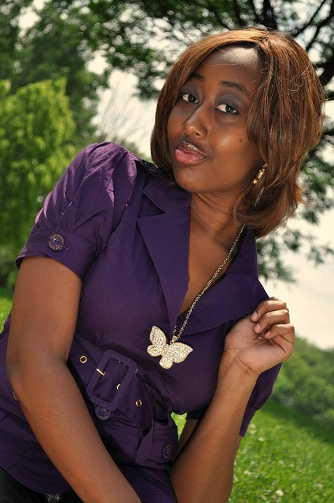 Female model photo shoot of Melaniece Dowdell