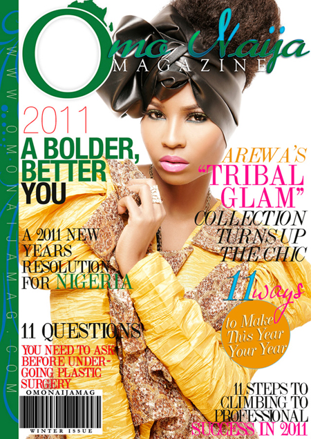 Aug 02, 2011 Omo Naija Magazine Stephanie West Hair: Stylist: AFRICA