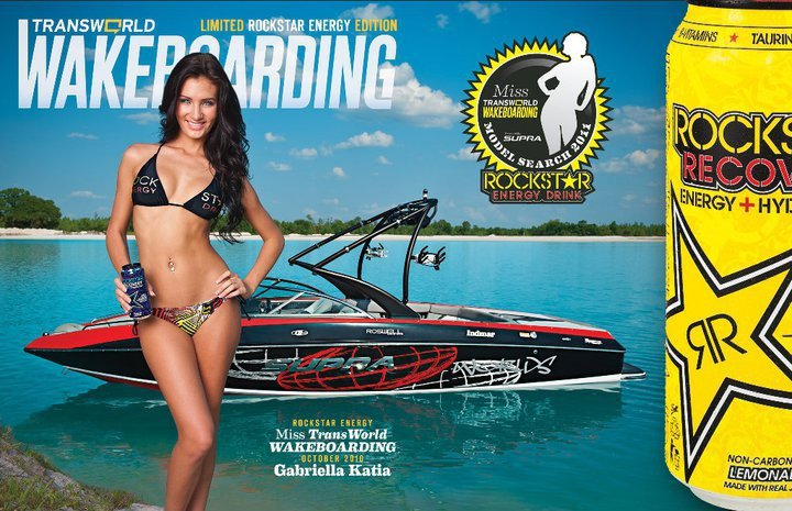 Aug 02, 2011 My June cover of Transworld Wakeboarding mag