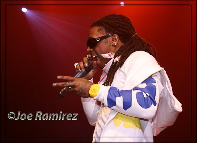 Concert Aug 03, 2011 Joe Ramirez Lil Wayne