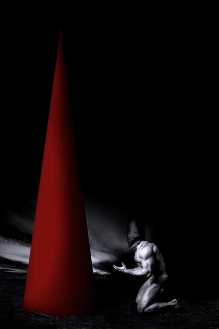 Male model photo shoot of Steven Herman in Ian Cutler Studios