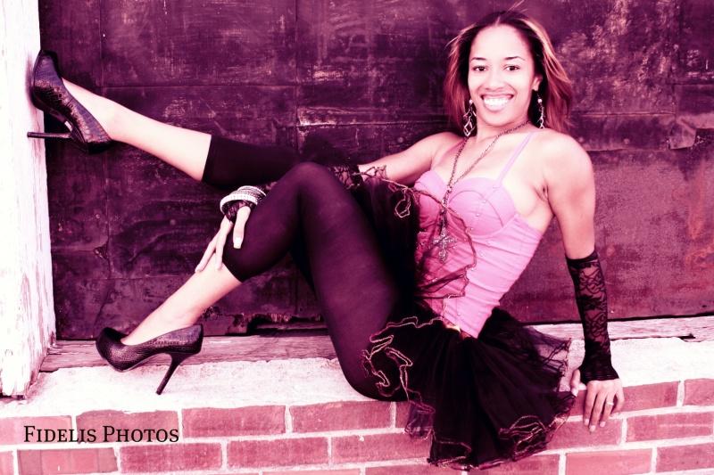 Female model photo shoot of LadieBugg