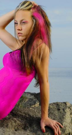 Female model photo shoot of Jenn Alton by Deak Foto