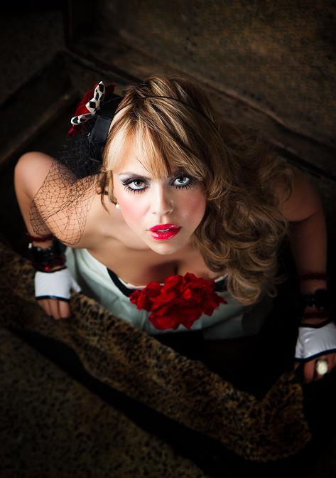 Female model photo shoot of Ashley Mayne