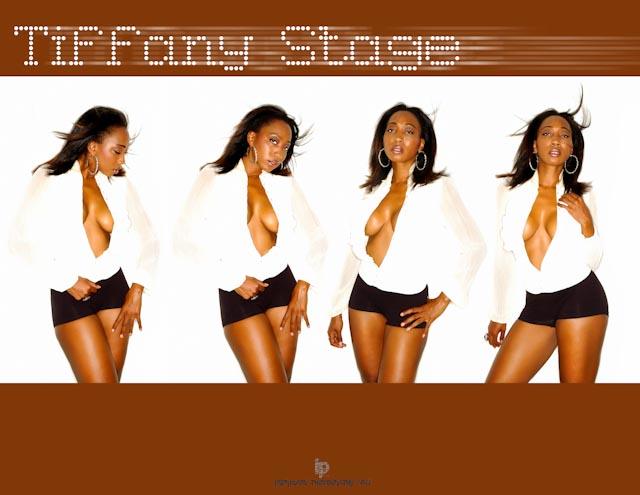 Female model photo shoot of Tiffany Stage by Intricate in Studio 5 Philadelphia