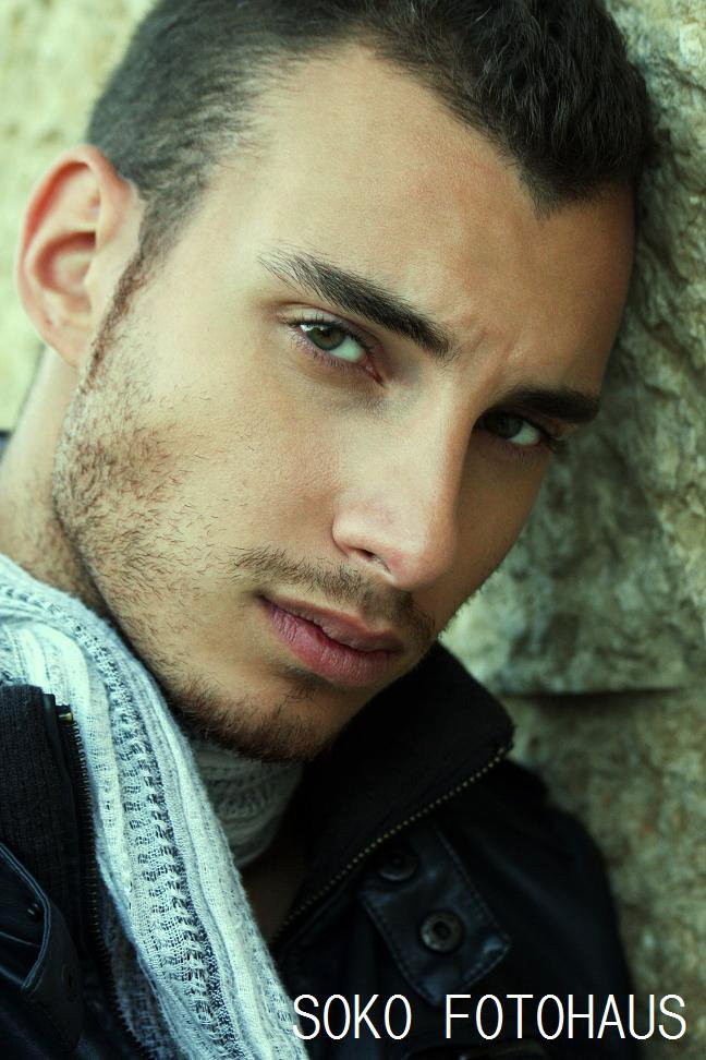 Male model photo shoot of CALEB  I  M FISCHER by Soko Fotohaus