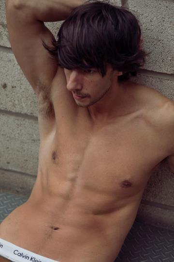 Male model photo shoot of Cris M