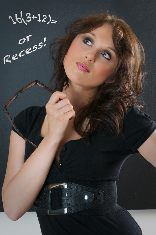 Spokane Valley WA. Aug 08, 2011 K&R Photography Jenna (Hot for teacher series)