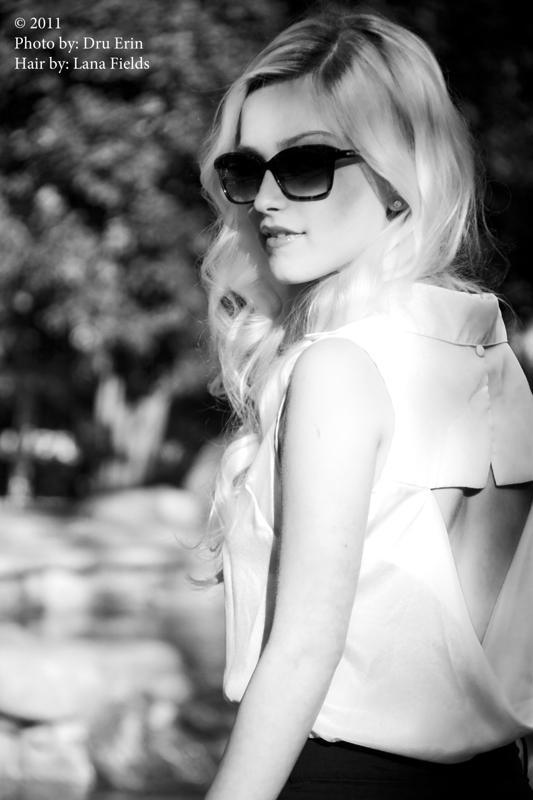 Female model photo shoot of Rosalina Bay