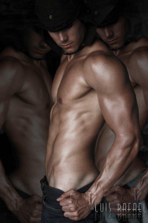 Male model photo shoot of Rayko Fernandez by Luis Rafael Photography