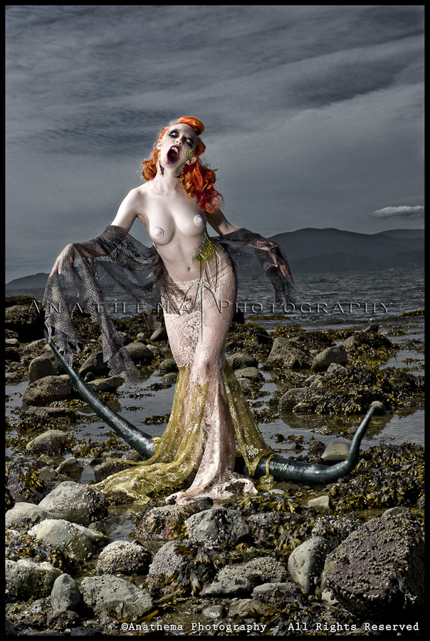 Aug 09, 2011 Anathema Photography 2011 Dagon: Uxia