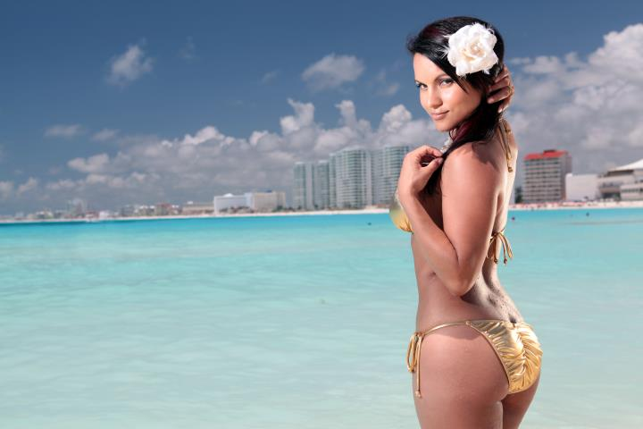 Cancun Aug 09, 2011 Oscar Zarate Sassy me