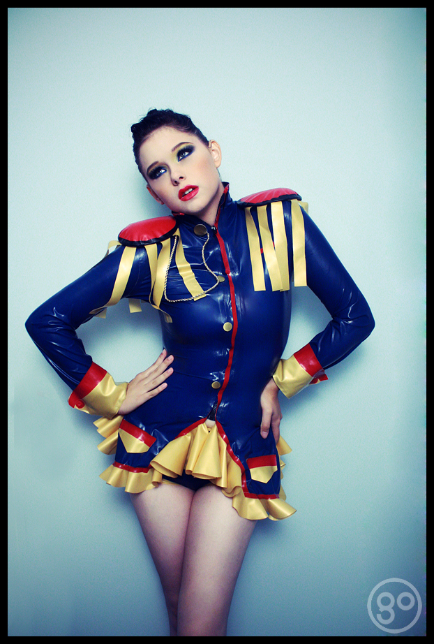 Female model photo shoot of Eleanor Black