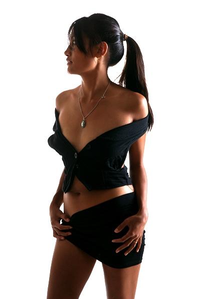 Female model photo shoot of nimas