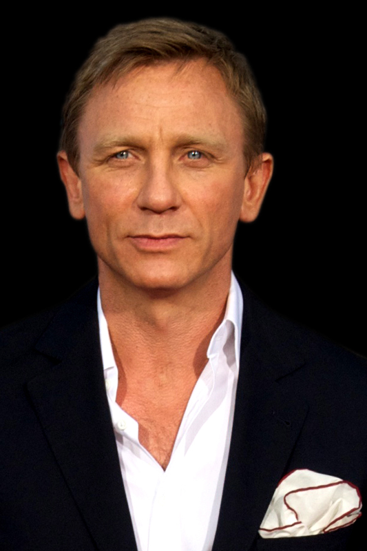 Aug 11, 2011 First Kiss Daniel Craig