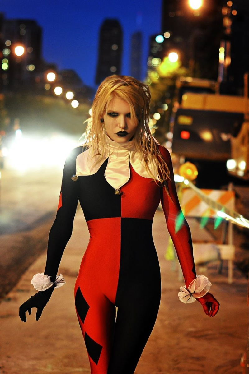 Aug 11, 2011 Harley Quinn