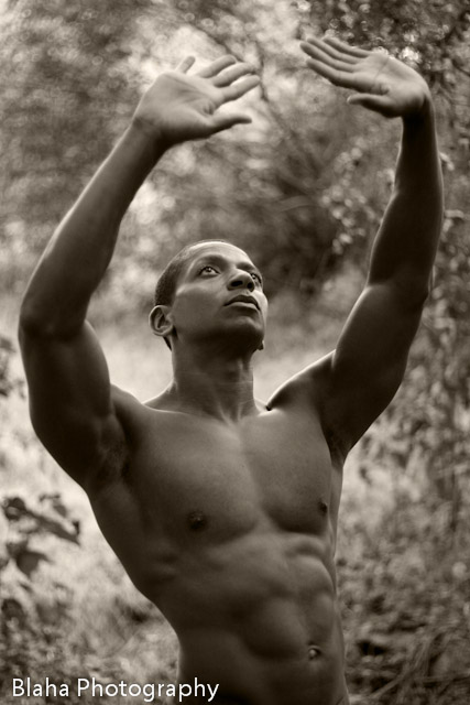 Male model photo shoot of A Michael Robinson by Blaha Photography in Los Angeles, CA