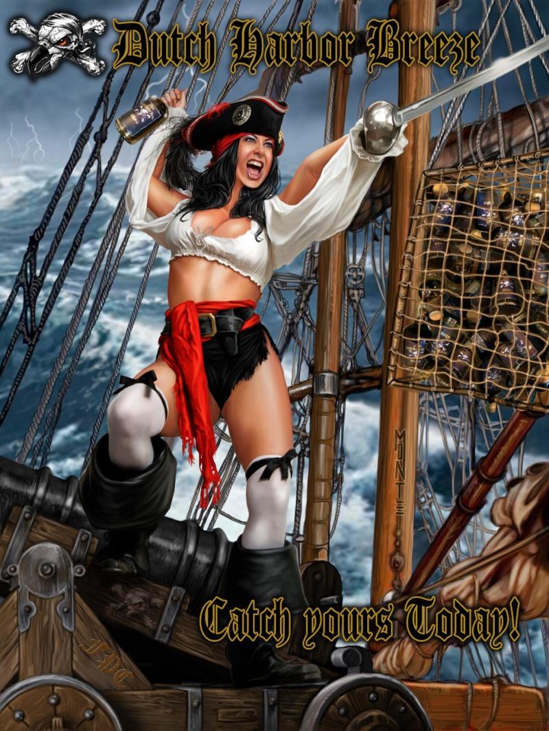 Aug 12, 2011 Ye Ol Grog Distillery Dutch Harbor Breeze poster