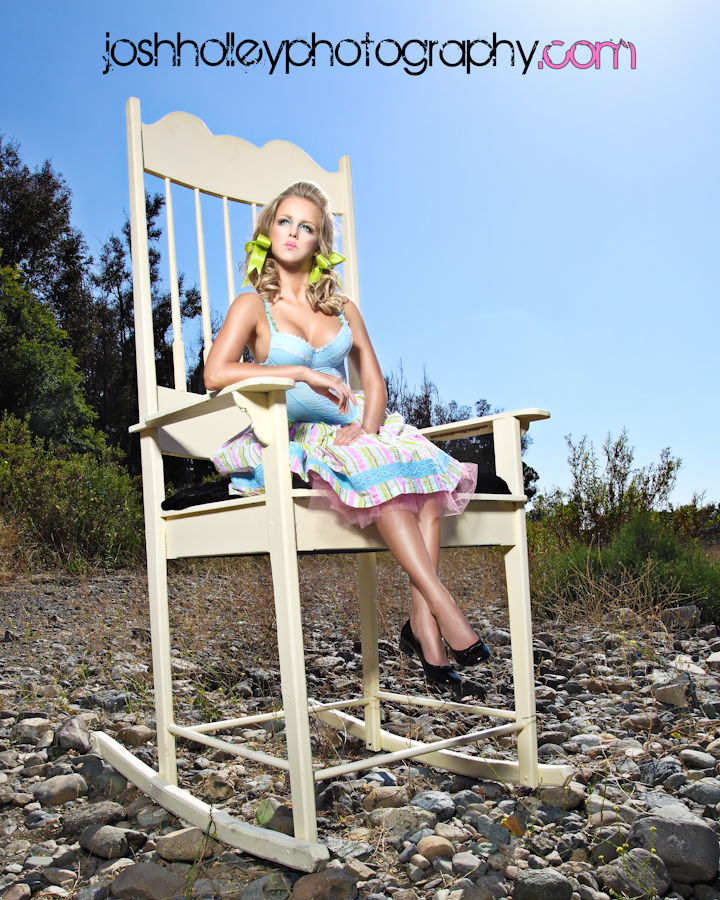 Secret Aug 12, 2011 Josh Holley Photography All Dolled Up **Actual Chair, True To Size!!!!!!!!!