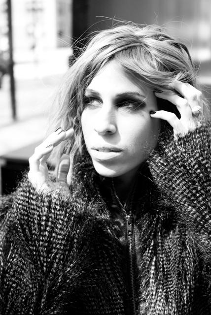 Female model photo shoot of Beki Powell