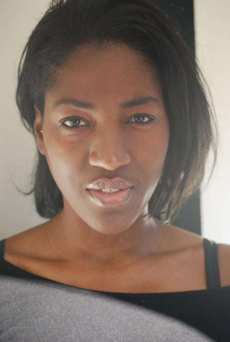 Female model photo shoot of Kai Soho in soho, london