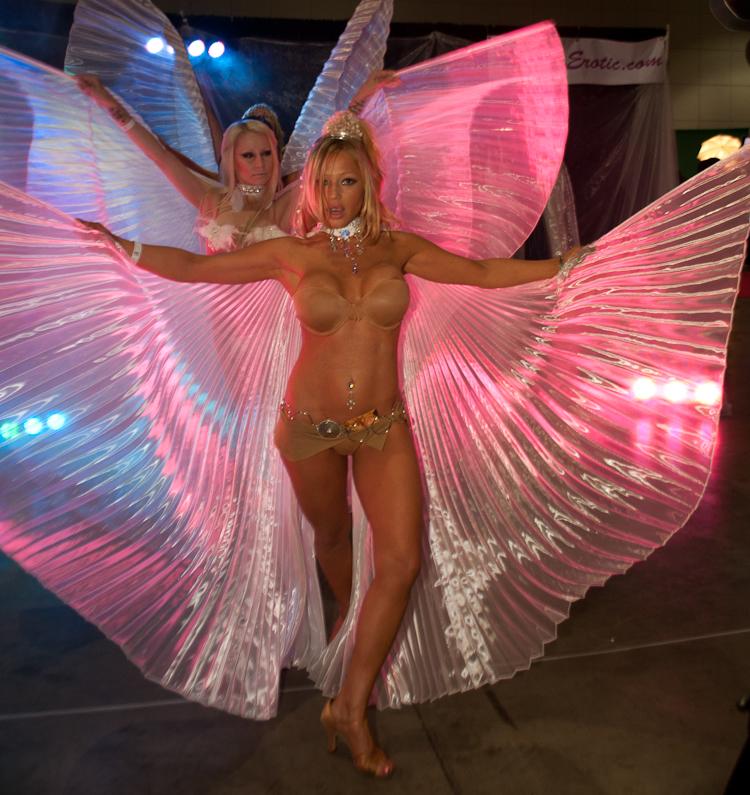LA Aug 15, 2011 dennis james photo art Erotic Angel 222