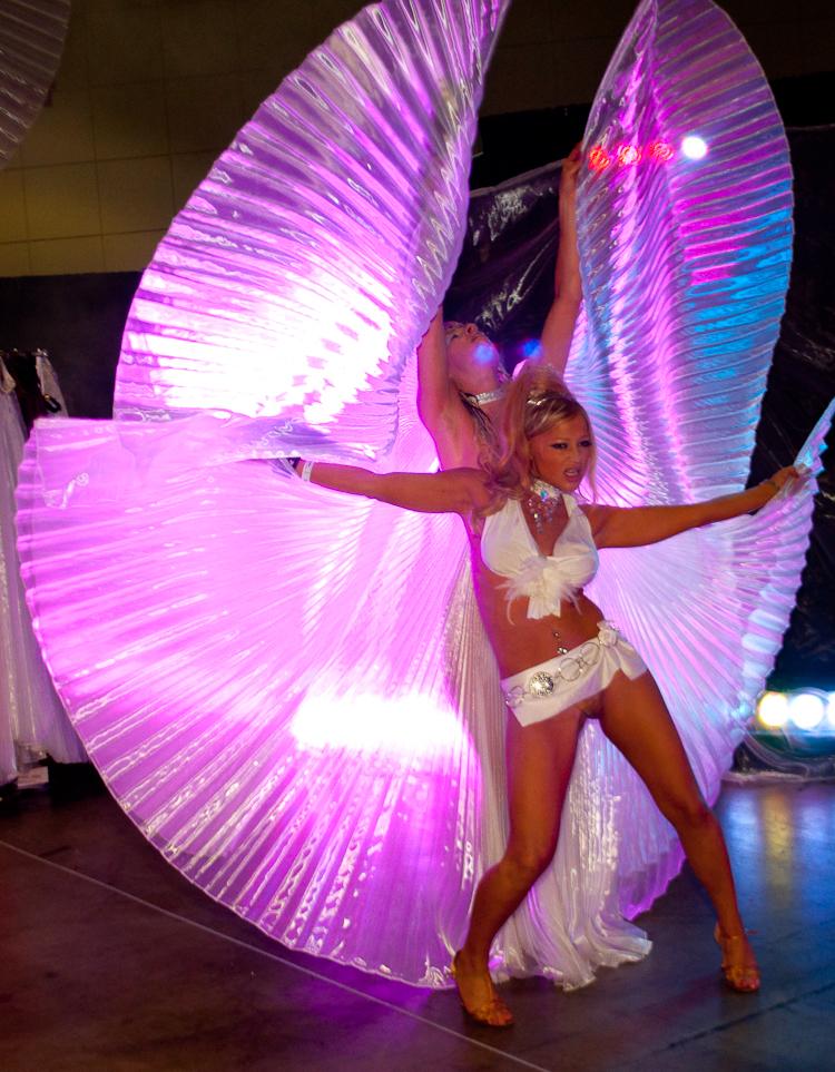 LA Aug 15, 2011 dennis james photo art Erotic Angel 406