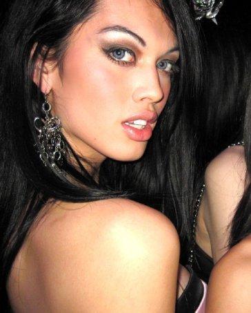 Aug 16, 2011 Kelly Taylor Face shot