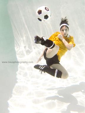 Aug 16, 2011 Sebastien Roche-Lochen Underwater Soccer