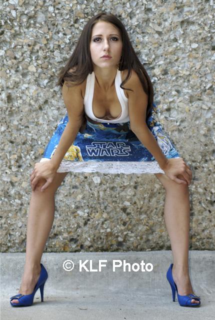 Female model photo shoot of Christina Marie Leonard by KLF Photo