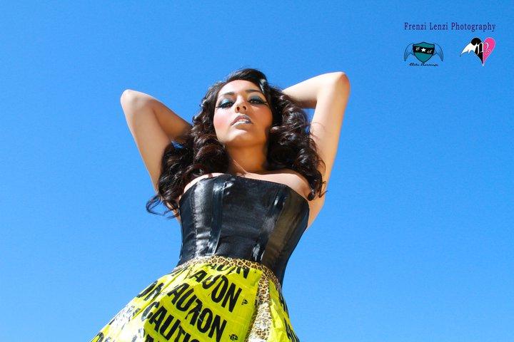 Female model photo shoot of Luu_Twee