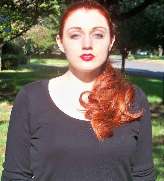 Female model photo shoot of kate gardner in 8/17/11