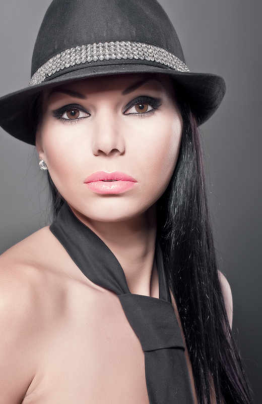 Female model photo shoot of Geri Gergenenova in Pazardjik, Bulgaria