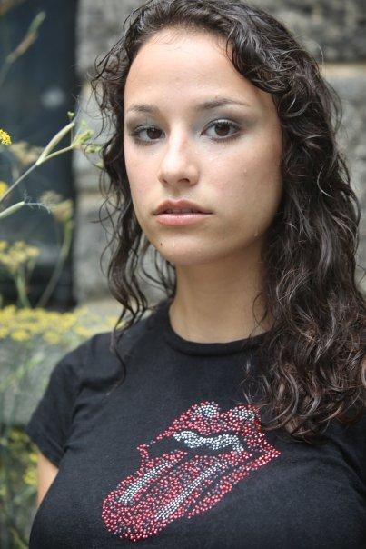 Female model photo shoot of Kimberly Ann Kelly in Fort Tryon Park, NY, NY