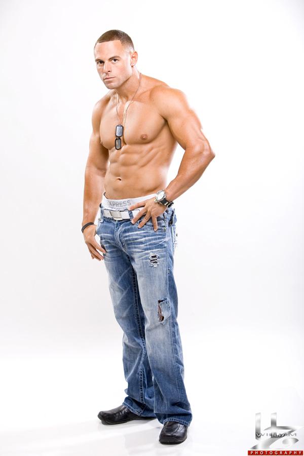 Male model photo shoot of Steve Allen