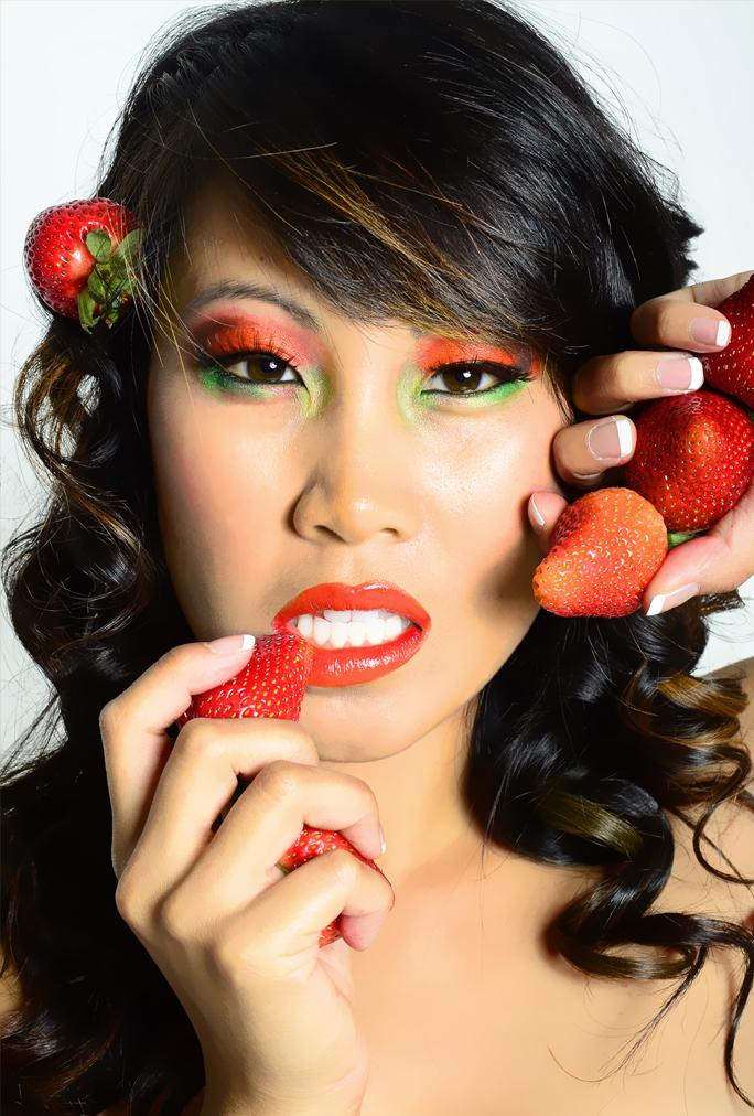 Anaheim, ca Aug 17, 2011 Strawberries!