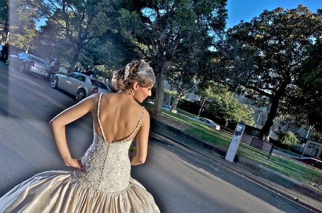 Female model photo shoot of peta winter hairstylist in sydney