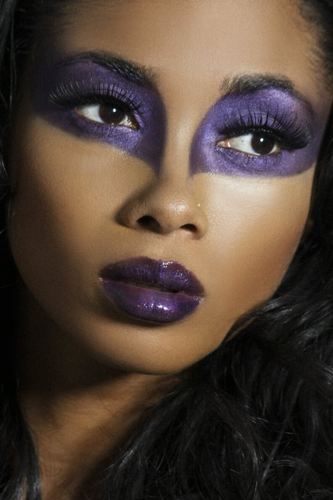 Atlanta, GA Aug 18, 2011 MUA: Londyn Juwelz Photographer: Cclark Hairstylist: J-Roc
