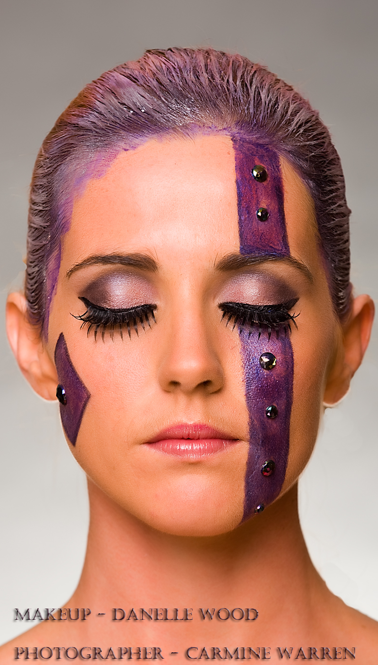 Jacksonville, Florida Aug 21, 2011 CW Images Makeup and bodypaint by Danelle