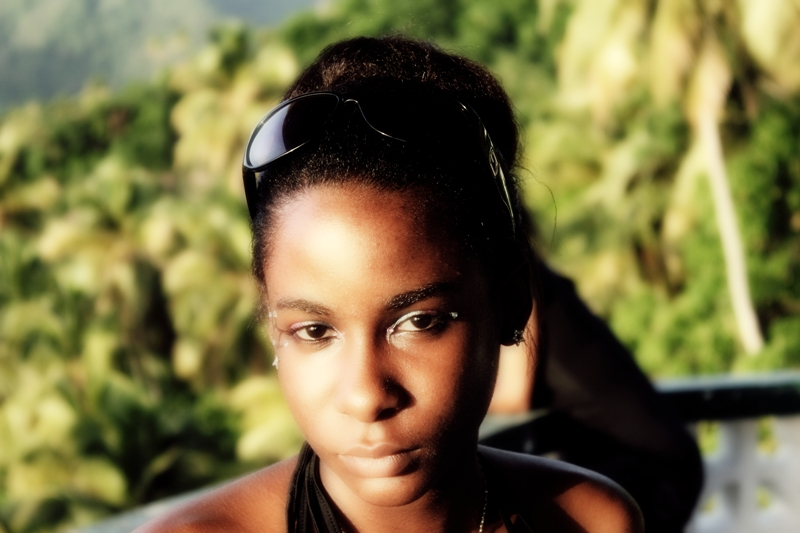Soufriere Aug 21, 2011 Rich4Tune photography division of Rich4Tune inc  2011 Potrait. lil nana