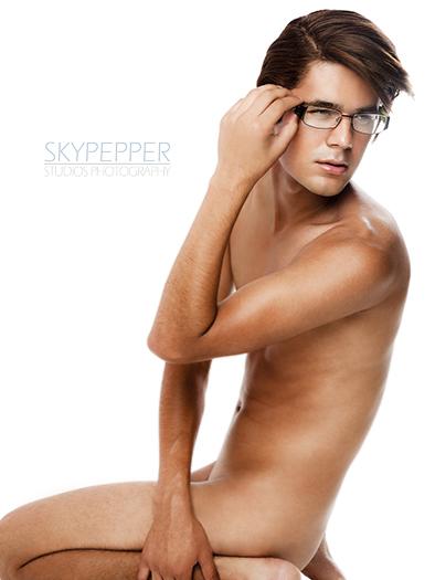 Male model photo shoot of Keelin Christopher