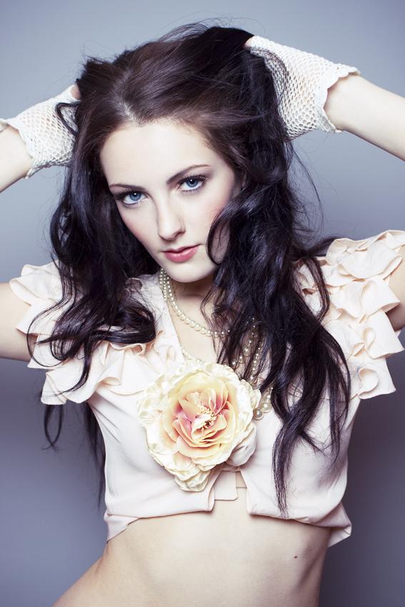 Female model photo shoot of Emilie Fanara