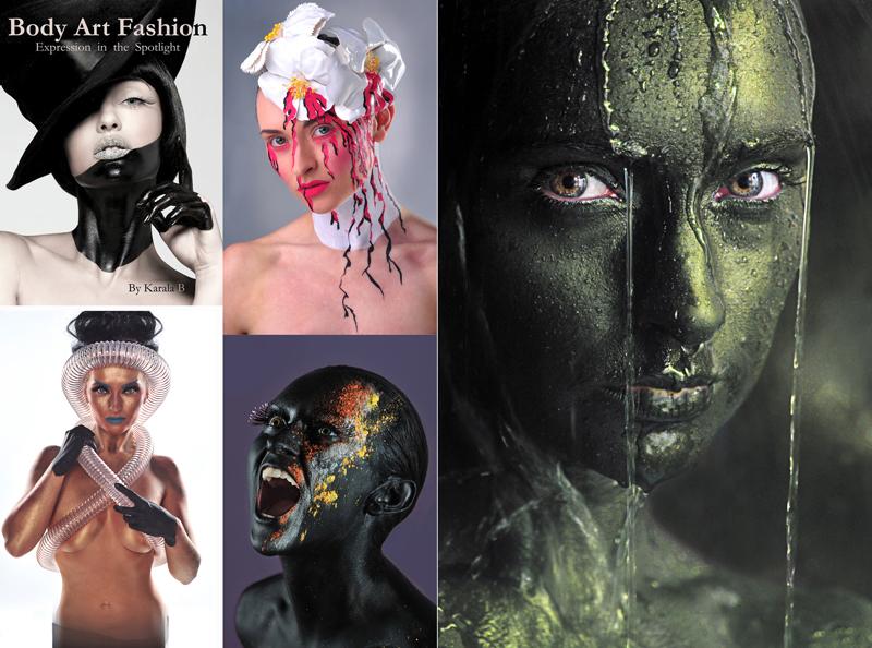 Aug 23, 2011 Jack Willingham Photography Body Art Fashion by Karala B