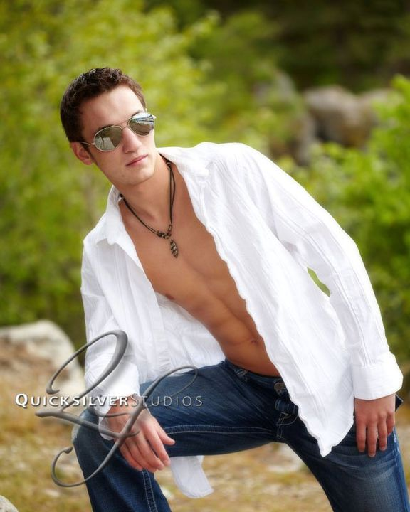 Male model photo shoot of Jared Dibble in Tubbs Hill