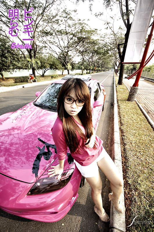 Aug 23, 2011 Shutterworks@2011 Pinky Blush