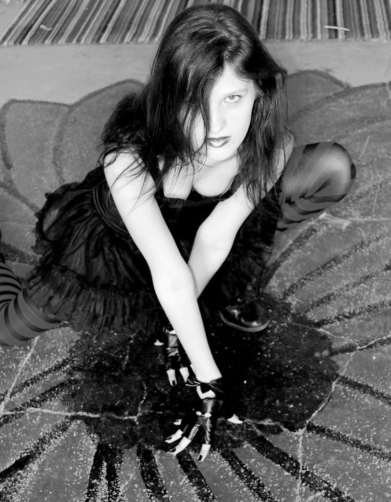 Dayton,Ohio Aug 23, 2011 B Mangen(2011) Gothic Girl