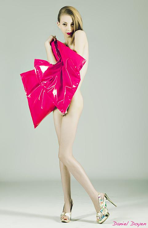 Aug 24, 2011 Daniel Doyen The ugly pink bag