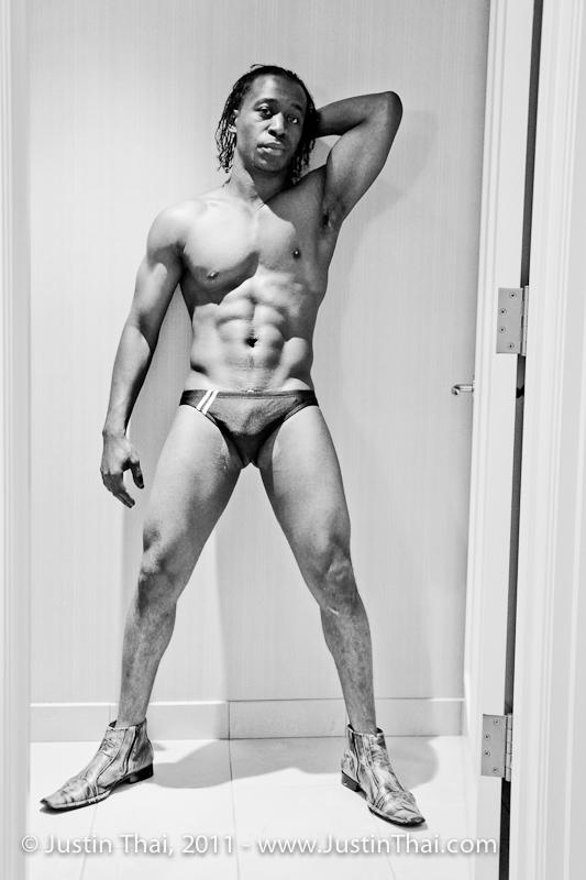 Male model photo shoot of Evan Jai